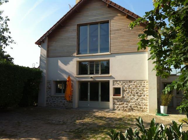 Maison/loft grange - Villejust - House