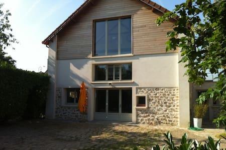 Maison/loft grange - Villejust - Дом
