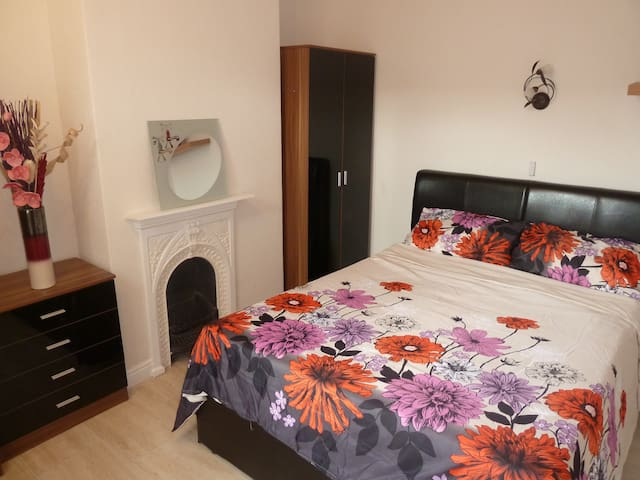 Beautiful double room in Leicester!