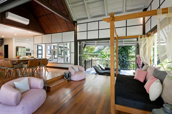 Patong Garden House - 6 Bed Luxury Villa in Patong