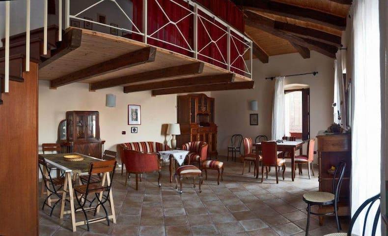 Accogliente loft con vista stupenda - Caulonia - Pis