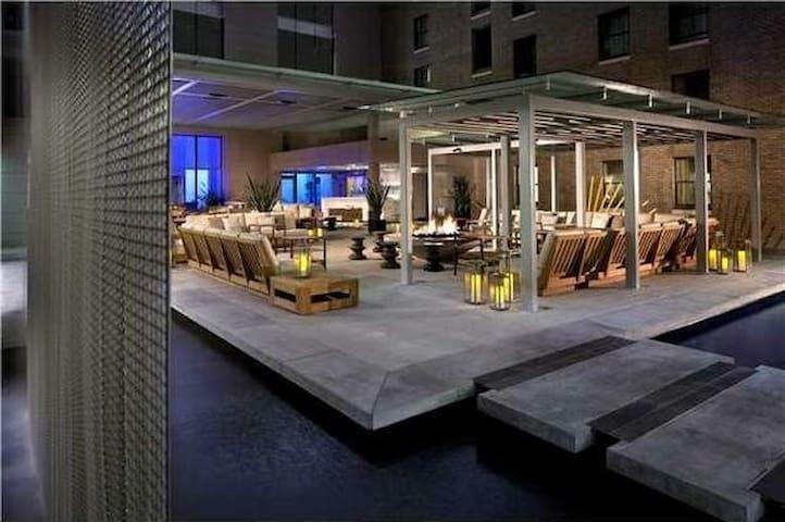 32nd Floor Studio in Residence at Hotel Georgia