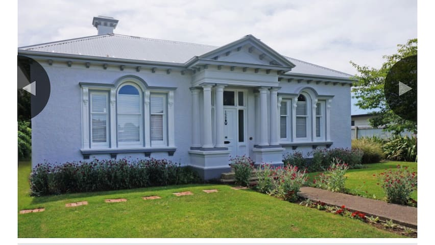 Beautifully restored villa close to town