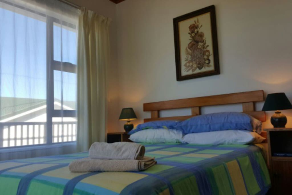 double bed - room 1