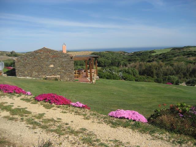 La Chintana Suite, Villa Romantica Vista Mare - Sassari - Villa