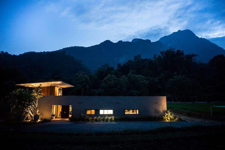 "VL01-Villa De View ""Unique Residence, Chiang Dao"" - Chiang Dao - Boutique-hotell"