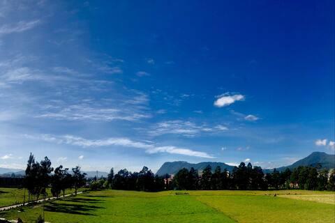 50%OFF>Descansa en las montañas de Zipaquirá!