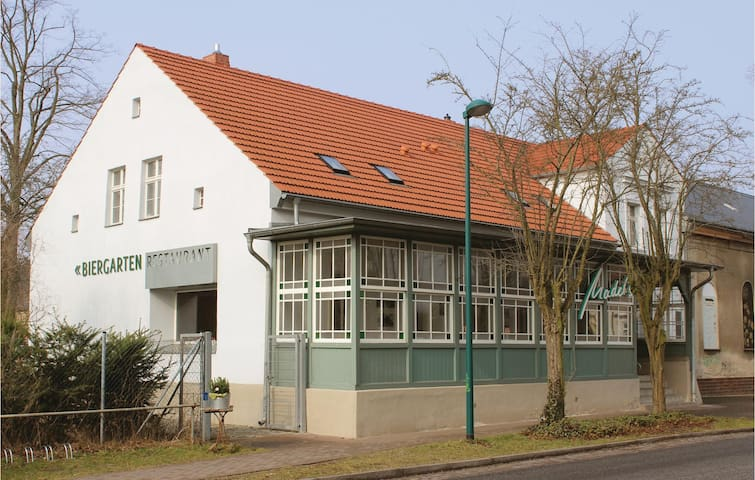 Holiday apartment with 1 bedroom on 42 m² in Petershagen b. Berlin