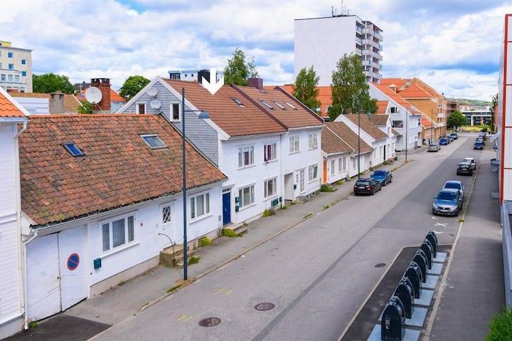77A Kristiansand Sentrum - 3 roms leilighet