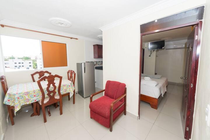 Charming 1 Bedroom  Apartment Fast Premium Wi-Fi