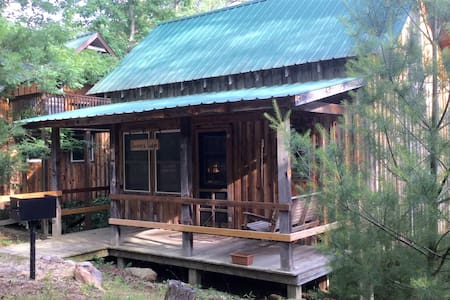 Get Away Cherokee Forest Cabin #4  - Beavers Lodge - Del Rio - 小木屋
