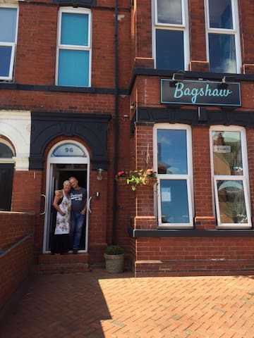 Bagshaw B&B, your home from home