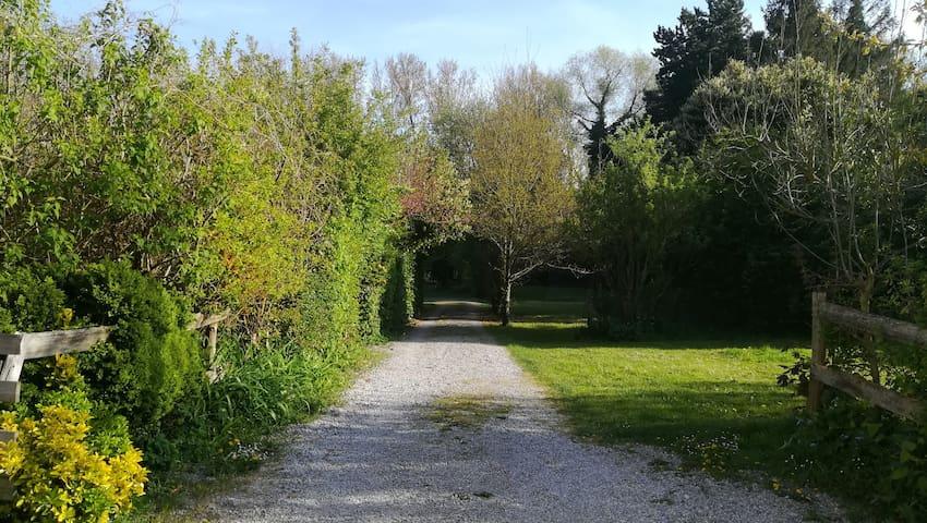 Au coeur de la nature !  2/3 pers - Airon-Notre-Dame - Natuur/eco-lodge