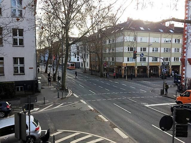 3 Zimmer Wohnung am Rhein/Altstadt