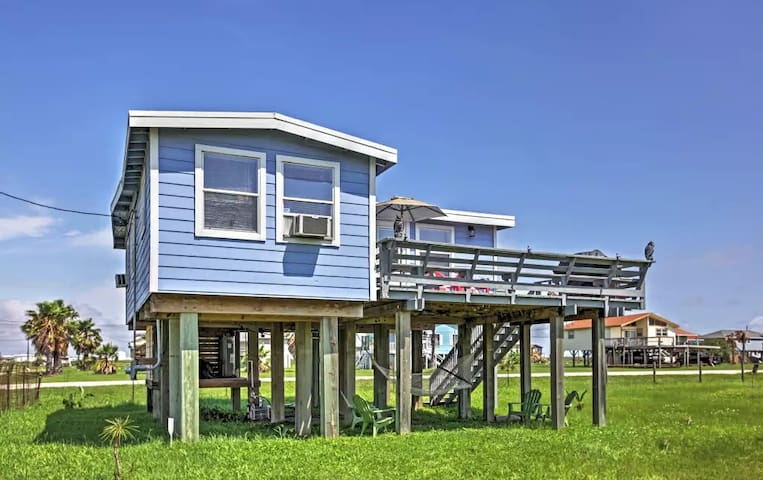 Charming 2BR Freeport Beach House - Freeport - Huis