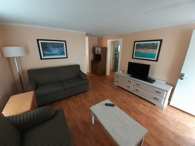 Two bedroom apartment, steps from the beach #4