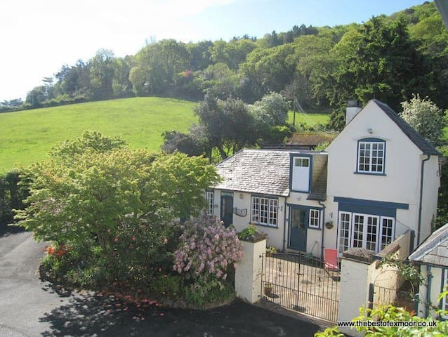 Coachmans Cottage, West Porlock - Porlock - Hus