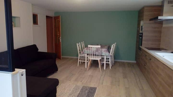 La Velle : appartement idéal court séjour