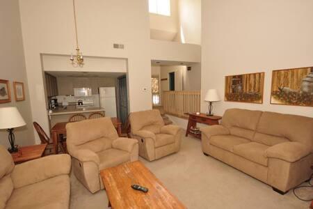 Fairway Villa #1201 - Rumbling Bald Resort - Lake Lure