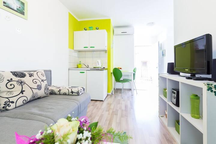 Apartments Anera / Anera Green