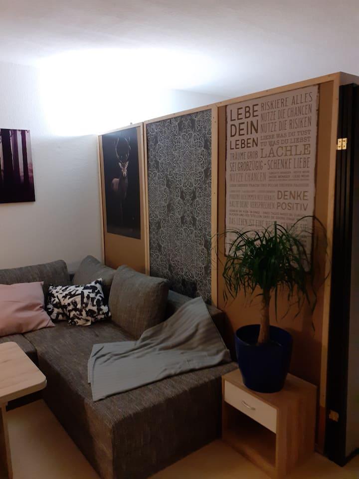 Liebevoll renovierte Wohnung sucht Naturliebhaber