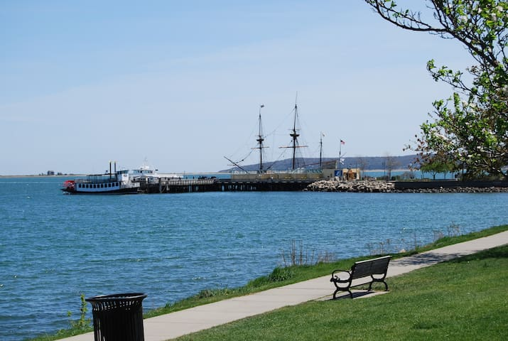 (URL HIDDEN) (Plymouth Harbor View) - Plymouth - Appartement