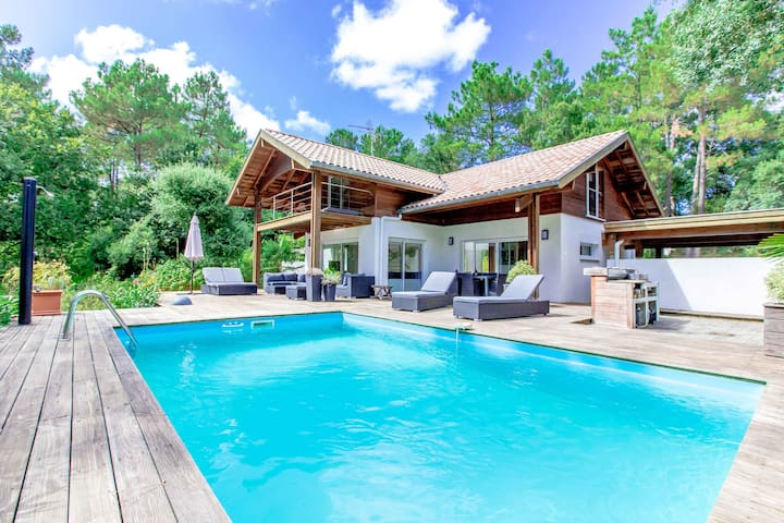 CHARMING HOUSE Seaside& Pine Forest - Labenne - Rumah