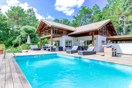 CHARMING HOUSE Seaside& Pine Forest - Labenne