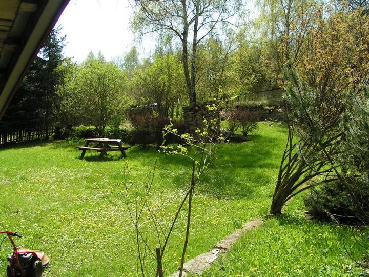 Gezellige woonboerderij  in Bohemen