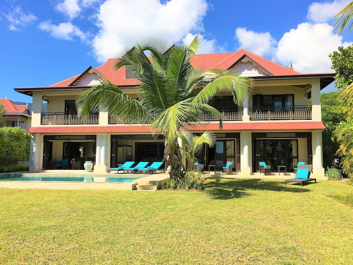Villa, Eden island, Mahe