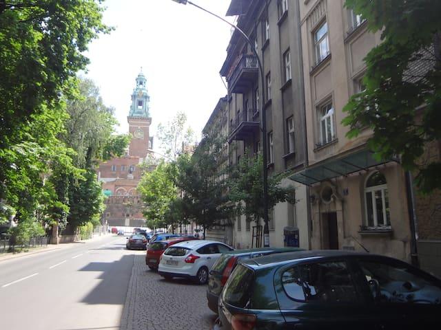 Apartment in Old Town near Wawel Castle
