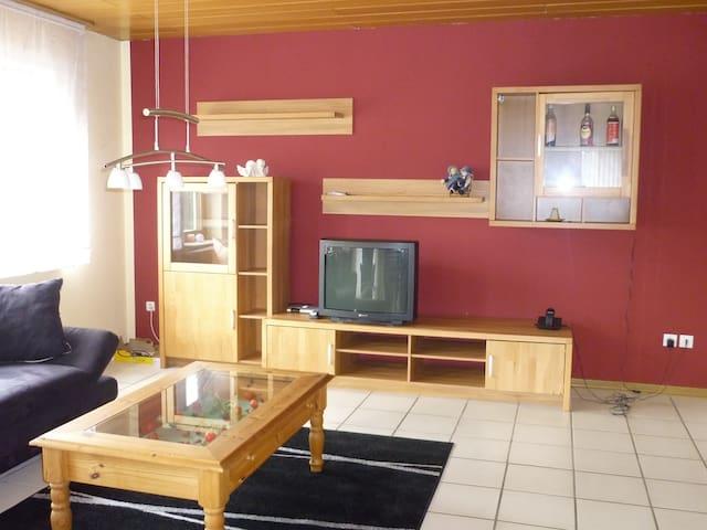 Ferienwohnung am Waldrand - Birkenau - Appartamento