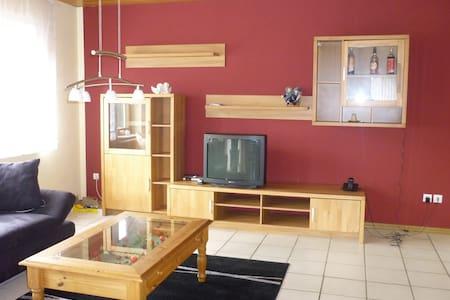 Ferienwohnung am Waldrand - Birkenau - Apartment