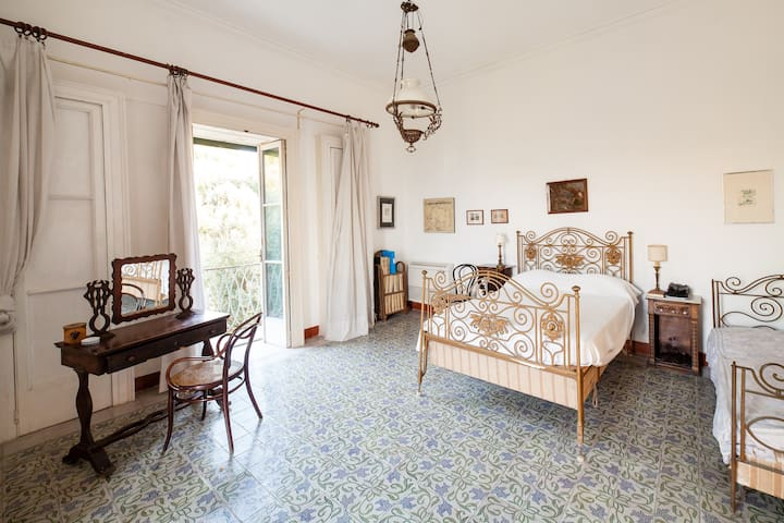 Amazing Historic Villa in Sorrento - Villazzano II - Willa