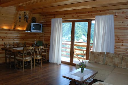 Holiday House Vrh K1 - Ravna Gora
