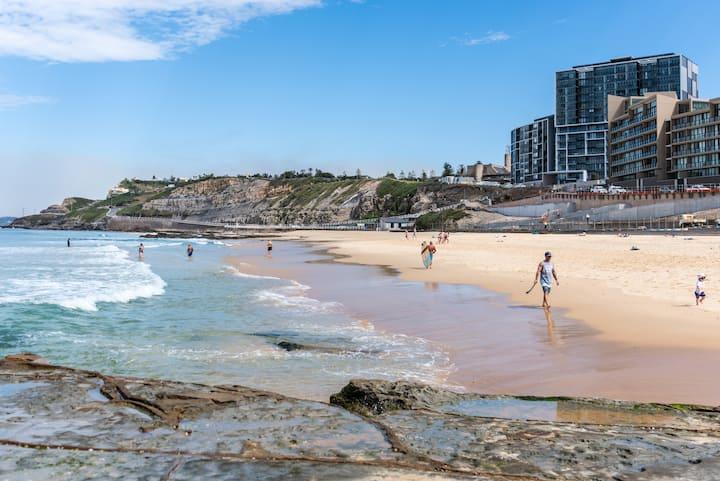 City Snug on Newcastle Beach