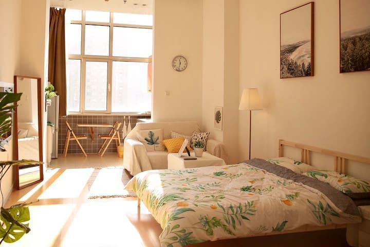 【北屿民宿】北欧风ins风温暖新窝 属于你的整套房子
