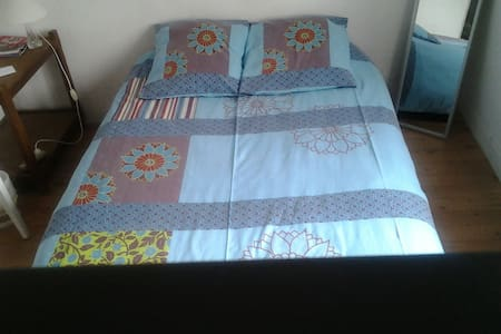 NANCY 3 : Bedroom for 2 adults and children. - Chaligny/Nancy - Hus