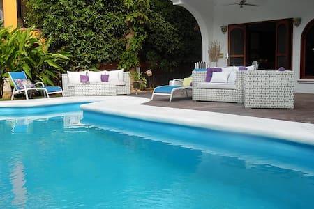 Hermosa Casa en Nuevo Vallarta10Pers. - NUEVO VALLARTA