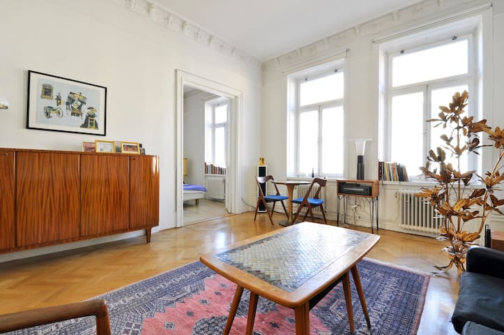 In the heart of Stockholm - Sztokholm - Apartament