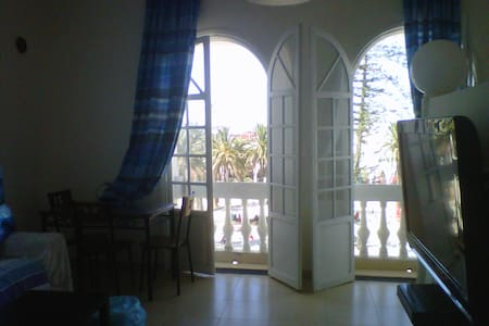 Nice appart. to discover Larache  - Apartment