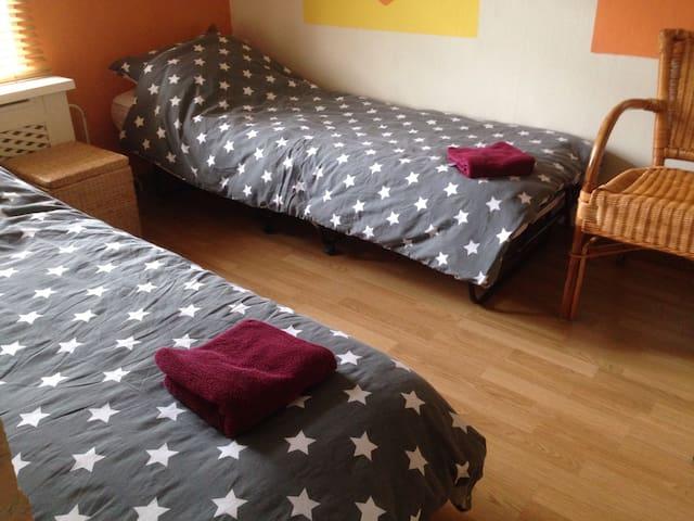 Gezellige kamer met aparte zitkamer - Stellendam - Bed & Breakfast