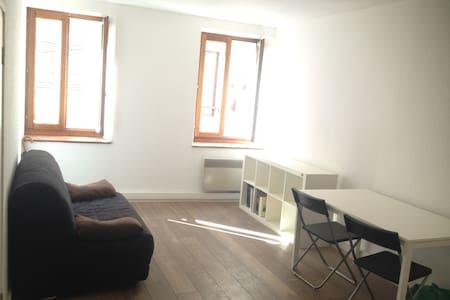 Studio en plein centre d'Embrun - Wohnung