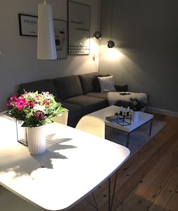 2 room flat 14 min. outside Copenhagen by train - Glostrup - Apartemen