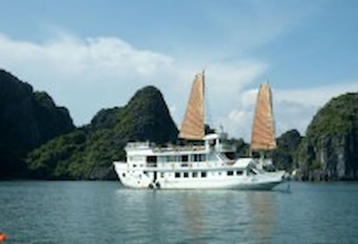 Bai Tu Long Bay - get away cruise - Ha Long