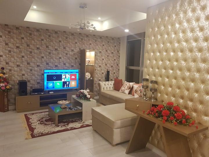 ROYAL APARTMENTS CENTAURUS 2bedrooms Apart 402B