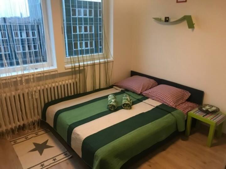 New apartment in Prague