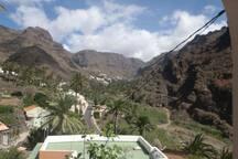 Schönes Ferienhaus Valle Gran Rey, La Gomera