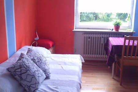 QUIET ROOM - VIEW GARDEN - Munique - Apartamento