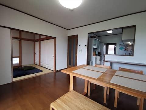 Erin's Beach House 九十九里の海近くの家(gotoトラベル対応)